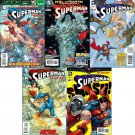 Superman #16 17 18 19 20 [2013] VF/NM  *The New 52! Trade Set*