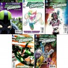 Green Lantern: New Guardians #16 17 18 19 20 [2013] VF/NM *The New 52! Trade Set*