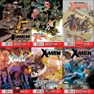 Wolverine and the X-Men (Vol 1) #26, 27, 27 AU, 28, 29, 30 [2013] VF/NM *Trade Set!*