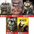 Cable and X-Force #1 2 3 4 5 [2012] VF/NM *Marvel Now Trade Set*