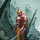 Thor (Vol 1) #609 (2010) 1:15 Esad Ribic Iron Man Viking Variant