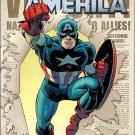 Captain America #1 [2011] VF/NM John Romita Sr.variant