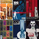 100 Bullets (Vol 1) #50 51 52 53 54 55 56 57 58 [2004] VF/NM *Trade Set*