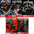 Scarlet Spider #16 17 18 19 20 [2012] VF/NM *Marvel Trade Set*