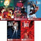 Uncanny X-Men (Vol 3) #6 7 8 9 10 [2013] VF/NM *Marvel Now Trade Set*