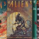 Alien 3 (Vol 1) #1 2 3 [1992] VF or Better *Complete Set*