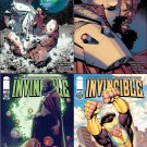Invincible (Vol 1)  #102 103 104 105 [2013] VF/NM *Trade Set*