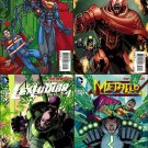Action Comics (Vol 2) #23.1 23.2 23.3. 23.4 [2013] VF/NM Villians Set *3D Lenticular Motion Cover*