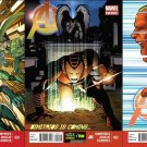 Avengers A.I. (Vol 1) 1 2 3 [2013] VF/NM *Marvel Now*