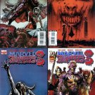 MARVEL ZOMBIES 3 trade set #1, 2, 3, 4 *Complete Set*