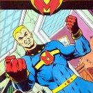 Miracle Man (Vol 1) #4 [1985]