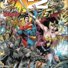 Earth 2 #1 [2013] VF/NM *The New 52!*