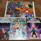 Last Planet Standing #1-5 COMPLETE SET