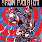 Iron Patriot #1 Vol 1 2014 VF/NM  *Marvel Now*