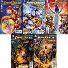 Larfleeze 1 2 3 4 5 [2013] VF/NM *The New 52 Trade Set*