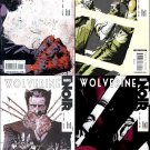 Wolverine Noir #1 2 3 4 (2009) VF/NM Trade Set - Both Regular & Variant Cvrs