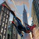 Superior Spider-Man 31 [2014] VF/NM  Series Finale! Scott Campbell interlocking variant