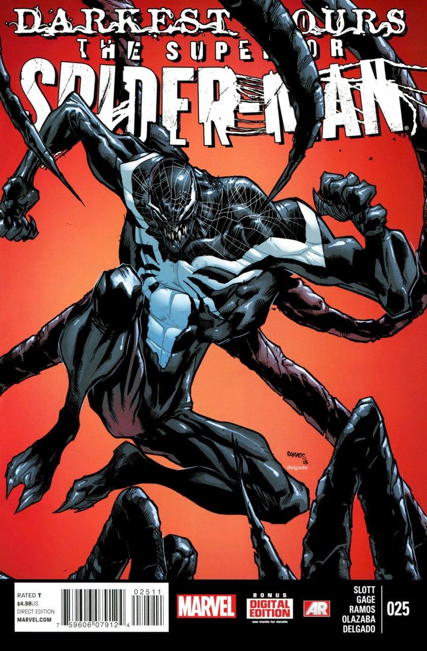 Superior Spider-Man #25 [2013] VF/NM