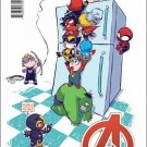 Avengers (Vol 7) #1 Skottie Young Baby Variant [2012] VF/NM