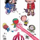 Avengers Arena (Vol 1) #1 Skottie Young Baby Variant [2013] VF/NM