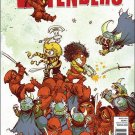 Fearless Defenders (Vol 4) #1 Skottie Young Baby Variant [2013] VF/NM