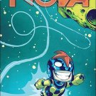 Nova (Vol 5) #1 Scottie Young Baby Variant [2013] VF/NM *Marvel Now!*