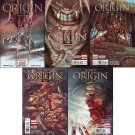Origin II  #1 2 3 4 5 (2013) *Early Wolverine history*Trade Set*