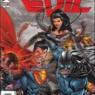 Forever Evil #1 [2014] 2nd print 3D Rare  *The New 52*
