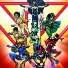 New Warriors #1 2014 VF/NM *Marvel Now!*