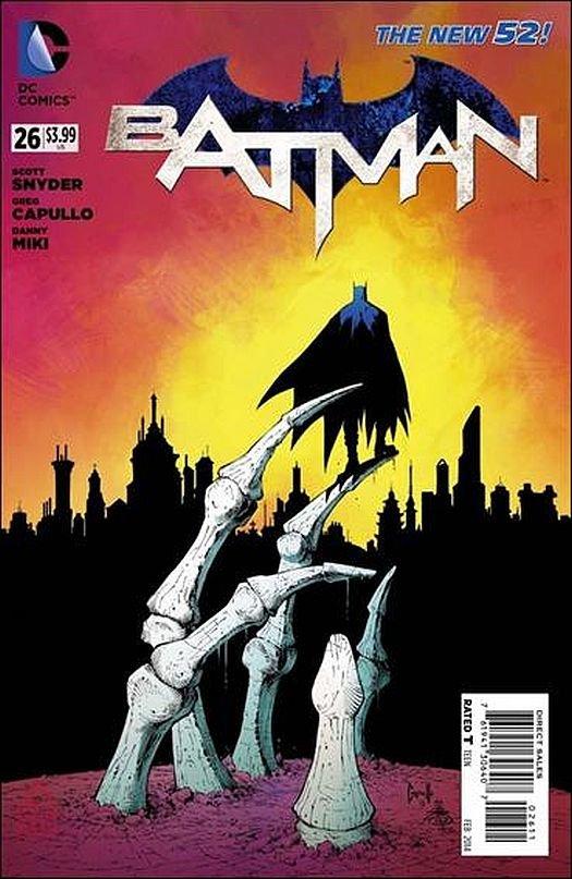 Batman #26 [2014] VF/NM *The New 52*