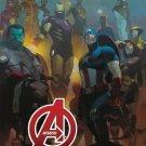 Avengers #24 (2014)  VF/NM