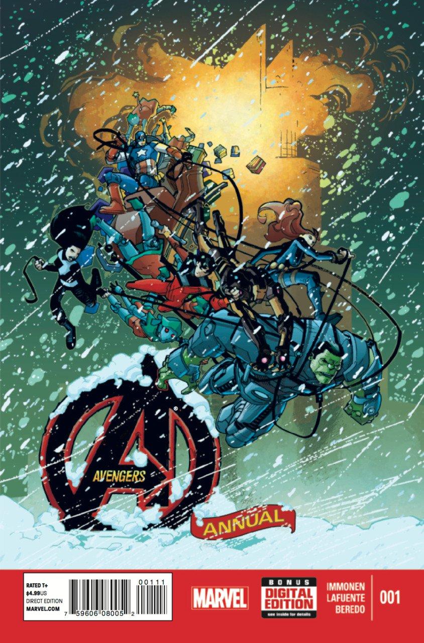 Avengers Annual #1 (2013)  VF/NM
