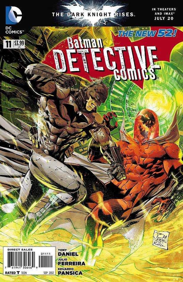 Detective Comics #11 (2012) VF/NM *The New 52*  *Incentive Copy*