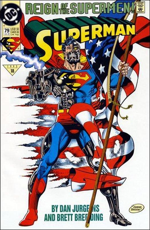 Superman #79 [1993] *Incentive Copy*
