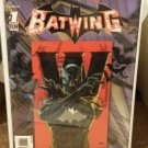 Batwing Futures End #1 [2014] VF/NM *3D Cover*