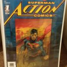 Action Comics Futures End #1 [2014] VF/NM *3D Cover*