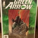 Green Arrow Futures End #1 [2014] VF/NM *3D Cover*