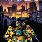Teenage Mutant Ninja Turtles New Animated Adventures #1 VF/NM 2014