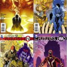 New 52 Futures End #5, 6, 7, 8 (2014)  *Trade-set*