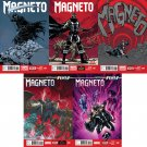 Magneto (Vol 4) #6, 7, 8, 9, 10 [2014] VF/NM *Marvel Now Trade Set*