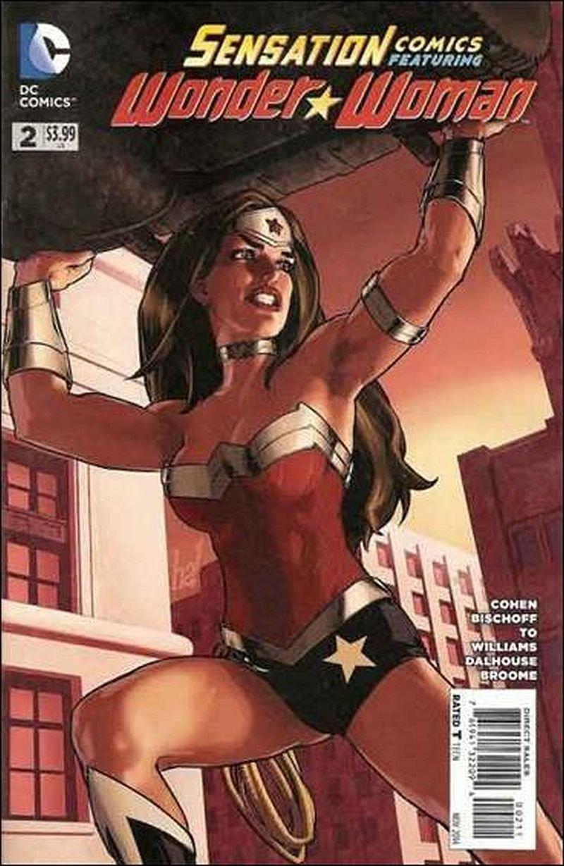 Sensation Comics #2 Featuring Wonder Woman (2014) VF/NM