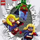 Justice League United #6 Lego Variant [2014] VF/NM DC Comics *The New 52*