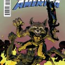 All New Captain America (Vol 1) #1 Rocket Raccoon & Groot Variant [2014] VF/NM *Marvel Now*