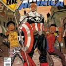 All New Captain America #1 Rae Sremmurd Interscope Variant [2014] VF/NM *Marvel Now*