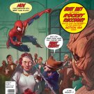 Spider-Verse #1 Rocket Raccoon & Groot Variant [2014] VF/NM