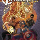 All New Invaders #1 [2014] Marvel Comics *Incentive Copy*