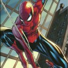 Amazing Spider-Man #1 J Scott Campbell Connecting Cover [2014] VF/NM Marvel Comics
