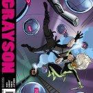 Grayson #5 Darwyn Cooke Variant Cover [2014] VF/NM DC Comics