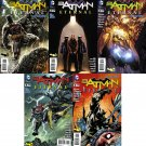 Batman Eternal #1 2 3 4 5 6 7 8 9 10 11 12 13 14 15 16 17 18 19 20 [2014] VF/NM DC Comics Trade Set