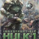 Indestructible Hulk #1 [2012] Marvel Comics